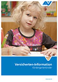 Versicherteninformation Kindergarten